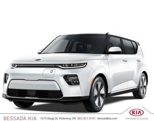 New 2020 Kia Soul EV Premium for sale in Pickering, ON