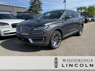 New 2020 Lincoln Nautilus RESERVE for sale in Calgary, AB