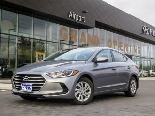 Used 2017 Hyundai Elantra for sale in London, ON