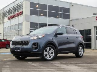 Used 2017 Kia Sportage LX AWD for sale in London, ON