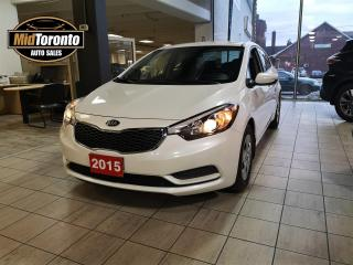 Used 2015 Kia Forte LX for sale in North York, ON