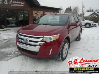 Used 2013 Ford Edge SEL AWD for sale in St-Prosper, QC