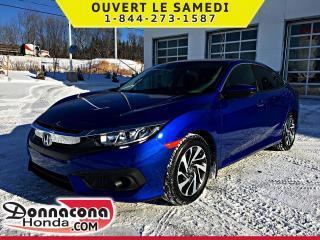 Used 2017 Honda Civic EX *GARANTIE 10 ANS / 200 000 KM* for sale in Donnacona, QC