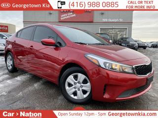 Used 2018 Kia Forte LX | BLUETOOTH | WARRANTY | FUEL EFFICIENT | for sale in Georgetown, ON