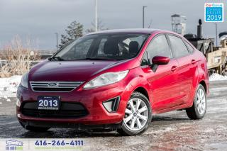 Used 2013 Ford Fiesta SE BlueTooth+USB Auto/Power/Ac Certified Financing for sale in Bolton, ON