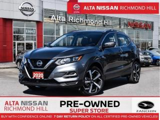 Used 2020 Nissan Qashqai SL AWD   Leather   Navi   360 CAM   PWR Seats for sale in Richmond Hill, ON