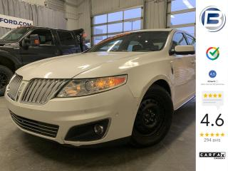Used 2011 Lincoln MKS BERLINE 4 PORTES for sale in St-Hyacinthe, QC