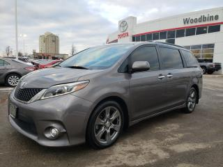 Used 2017 Toyota Sienna LE 8 Passenger | No Accidents for sale in Etobicoke, ON