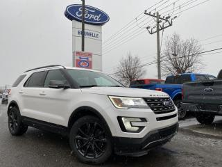 Used 2017 Ford Explorer XLT SPORT | GPS | TOIT for sale in St-Eustache, QC