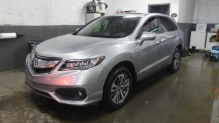 Used 2017 Acura RDX Groupe élite 4 portes à traction intégra for sale in Laval, QC