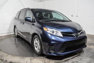 Used 2018 Toyota Sienna LE A/C MAGS CAMERA DE RECUL GROS ECRAN for sale in St-Hubert, QC