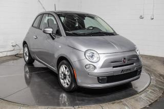 Used 2015 Fiat 500 POP A/C MAGS for sale in St-Hubert, QC