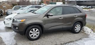 Used 2012 Kia Sorento LX for sale in North York, ON