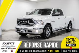 Used 2017 RAM 1500 LIMITED, CUIR, TOIT, NAVIGATOIN!! for sale in Joliette, QC
