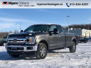 Used 2018 Ford F-150 XLT for sale in Orleans, ON