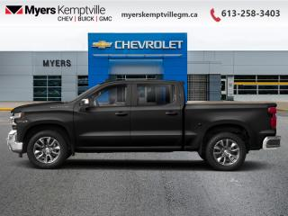 New 2020 Chevrolet Silverado 1500 - Sunroof for sale in Kemptville, ON