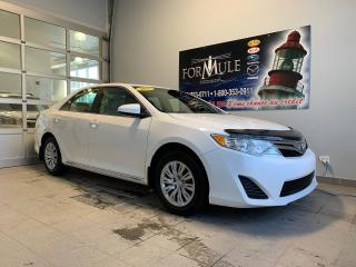 Used 2013 Toyota Camry LE for sale in Rimouski, QC