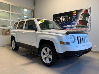 Used 2011 Jeep Patriot SPORT for sale in Rimouski, QC