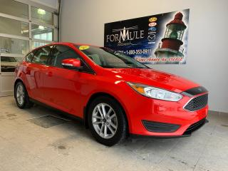 Used 2016 Ford Focus SE for sale in Rimouski, QC