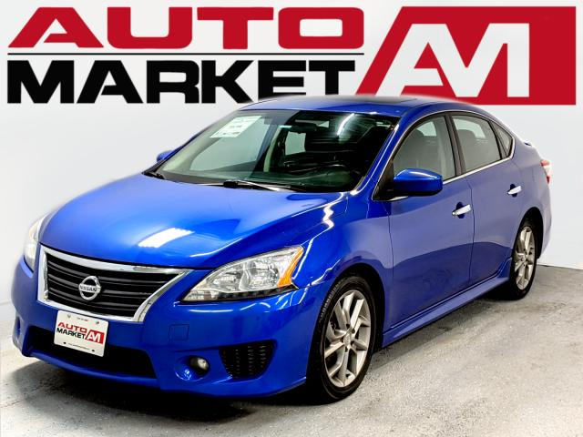 2013 Nissan Sentra CERTIFIED,1.8 SR, Alloys, WE APPROVE ALL CREDIT