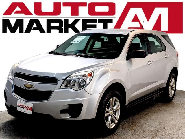 2012 Chevrolet Equinox CERTIFIED,LS, Alloys, WE APPROVE ALL CREDIT