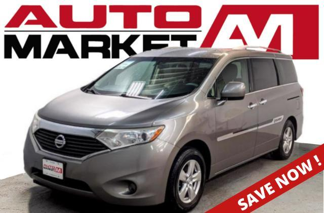 2011 Nissan Quest Certified! 7 Seater! We Approve All Credit!
