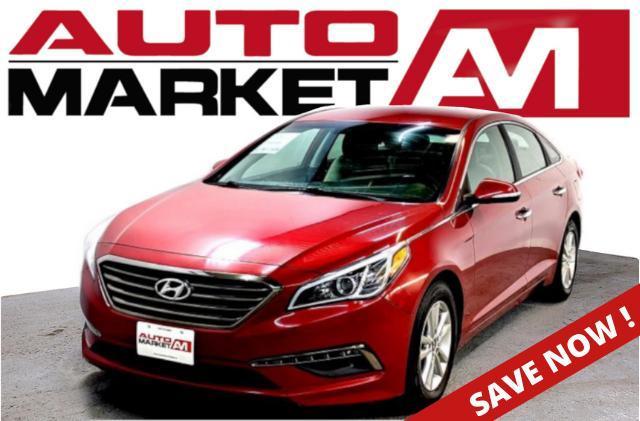 2015 Hyundai Sonata Certified! Push to Start! WE APPROVE ALL CREDIT!!