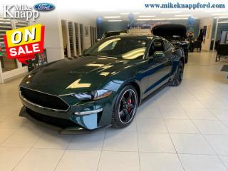 New 2020 Ford Mustang BULLITT Fastback  - Leather Seats for sale in Welland, ON