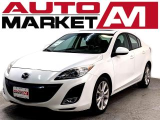 Used 2011 Mazda MAZDA3 GT,CERTIFIED,Leather,WE APPROVE ALL CREDIT for sale in Guelph, ON