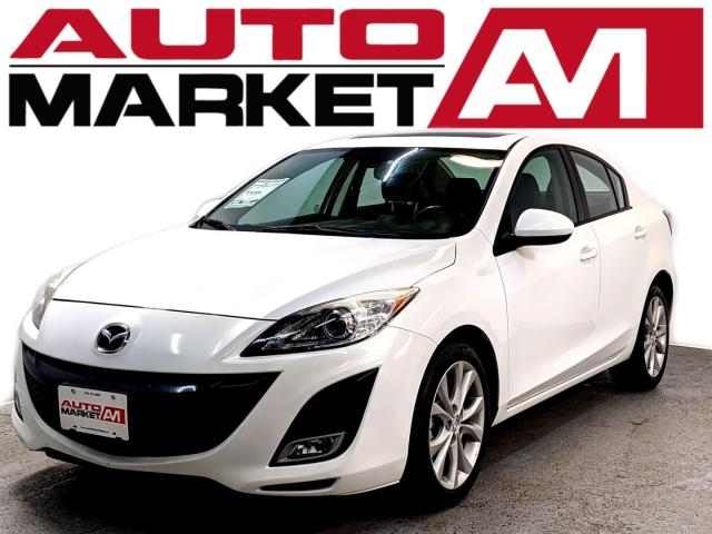2011 Mazda MAZDA3 GT,CERTIFIED,Leather,WE APPROVE ALL CREDIT