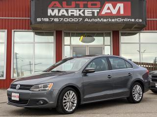 Used 2012 Volkswagen Jetta CERTIFIED,SEL,LEATHER,NAV,WE APPROVE ALL CREDIT 2012 Volkswagen Jetta CERTIFIED,SEL,LEATHER,NAV,WE APPROVE ALL CREDIT for sale in Guelph, ON