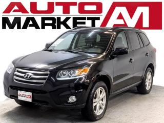 Used 2012 Hyundai Santa Fe CERTIFIED,GLS 3.5,Sunroof,Leather,WE APPROVE ALL CREDIT for sale in Guelph, ON
