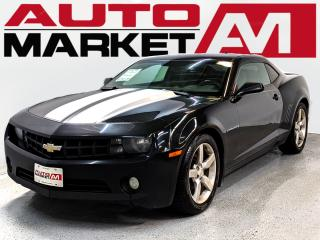 Used 2011 Chevrolet Camaro CERTIFIED,LT2,Sunroof,WE APPROVE ALL CREDIT for sale in Guelph, ON