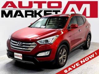Used 2013 Hyundai Santa Fe Sport Certified! Heated Seats! We Approve All Credit!! for sale in Guelph, ON
