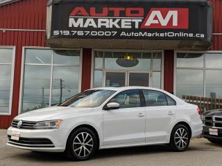 Used 2015 Volkswagen Jetta CERTIFIED,Accident Free,Sunroof,WE APPROVE ALL CREDIT for sale in Guelph, ON