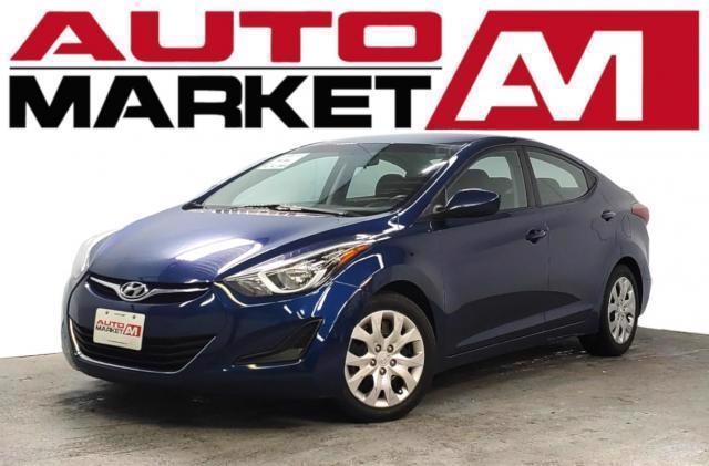 2015 Hyundai Elantra Certified! Bluetooth! We Approve All Credit!