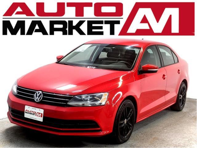 2015 Volkswagen Jetta Trendline CERTIFIED,Backup Camera,WE APPROVE ALL CREDIT
