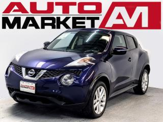 Used 2015 Nissan Juke CERTIFIED,Backup Camera,We APPROVE ALL CREDIT for sale in Guelph, ON