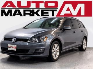 Used 2015 Volkswagen Golf Sportwagen CERTIFIED,Backup Camera,WE APPROVE ALL CREDIT for sale in Guelph, ON