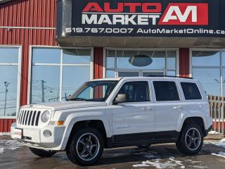 Used 2013 Jeep Patriot CERTIFIED,4X4,WE APPROVE ALL CREDIT for sale in Guelph, ON