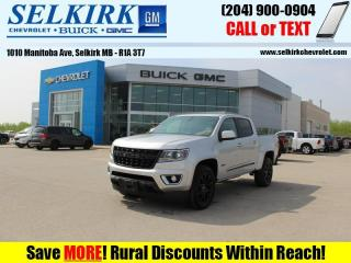 New 2020 Chevrolet Colorado 4WD LT for sale in Selkirk, MB