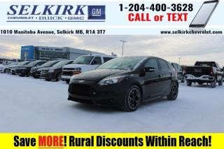 Used 2014 Ford Focus for sale in Selkirk, MB