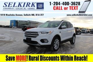Used 2019 Ford Escape SEL for sale in Selkirk, MB