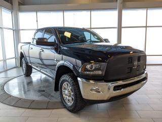 Used 2017 RAM 3500 Laramie - One Owner! Accident Free Carfax! for sale in Edmonton, AB