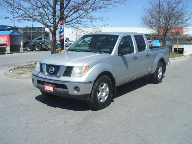 2008 Nissan Frontier SE 4X4 Crew Cab