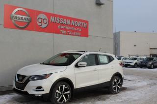 New 2020 Nissan Qashqai DEMO/SL/AWD/LEATHER/SUNROOF for sale in Edmonton, AB