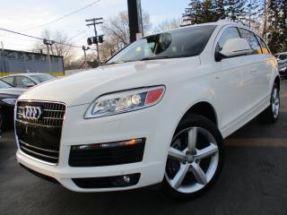Used 2009 Audi Q7 TDI 3.0L S-LINE PKG|DIESEL|ONE OWNER|PANORAMIC for sale in Burlington, ON