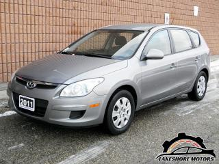 Used 2011 Hyundai Elantra Touring MANUAL GL || CERTIFIED || for sale in Waterloo, ON