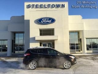 Used 2013 Ford Escape 201A MOON/LEATHER/NAV  - Leather Seats for sale in Selkirk, MB