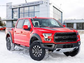 New 2020 Ford F-150 Raptor 802A | DEMO DEAL NC ACCESSORIES for sale in Winnipeg, MB